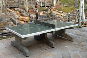Concreate Table Tennis Table
