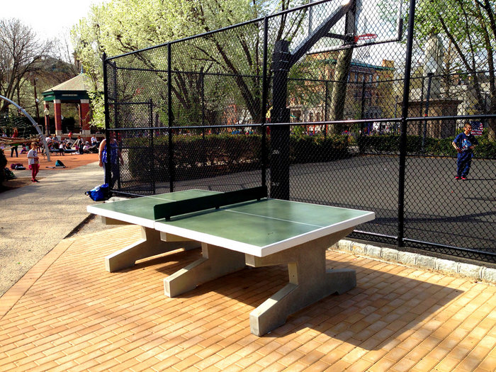 Hoboken Ping Pong Table