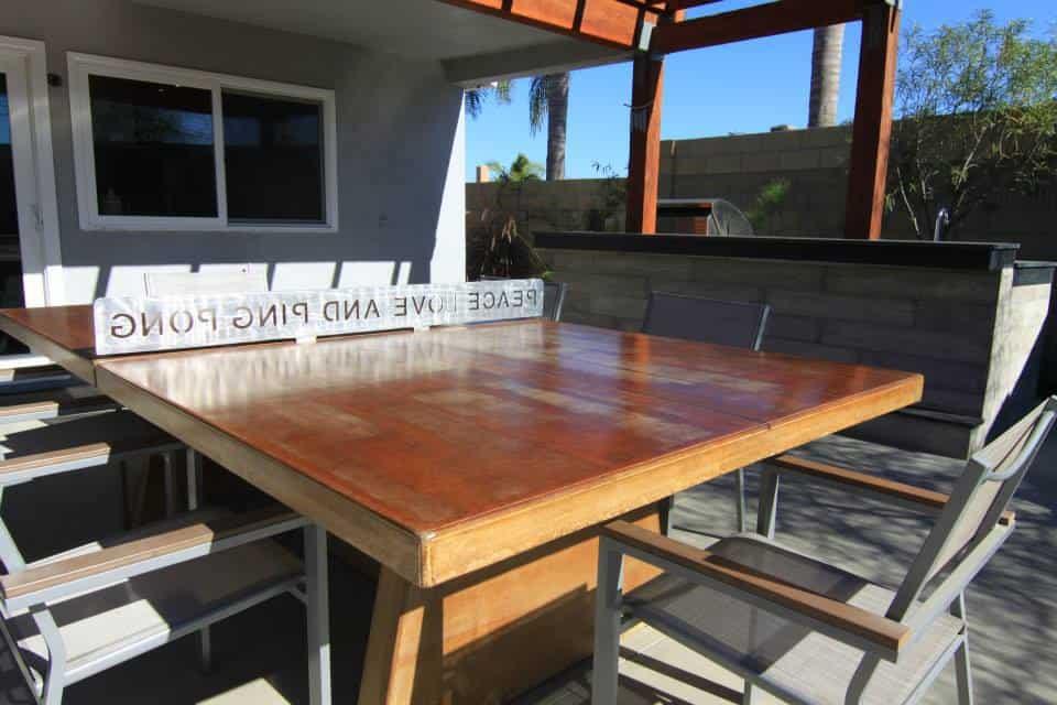 Dining Tables Concretetabletennis